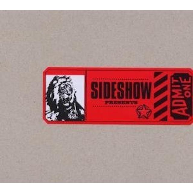 Sideshow ADMIT ONE CD
