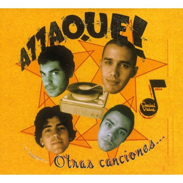 Attaque 77 OTRAS CANCIONES CD
