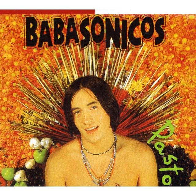 Babasonicos PASTO CD