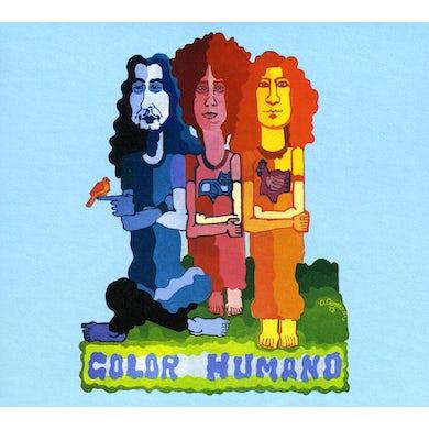COLOR HUMANO 2 CD
