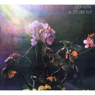 Luis Alberto Spinetta 18 DEL SOL CD