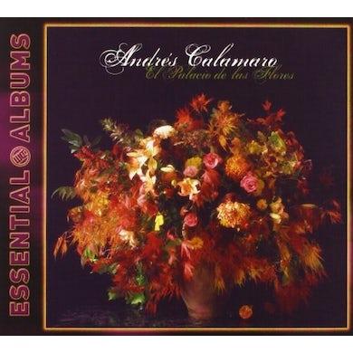 Andres Calamaro ESSENTIAL ALBUMS: PALACIO DE LAS FLORES CD