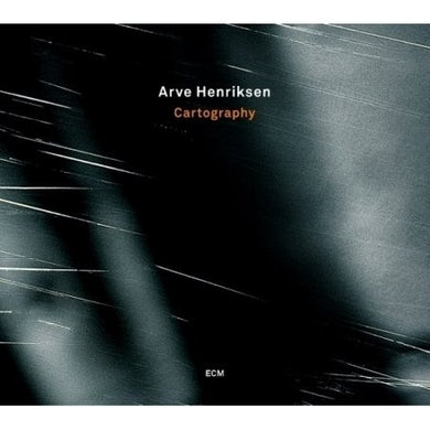 Arve Henriksen CARTOGRAPHY CD