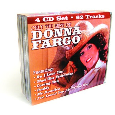 Donna Fargo ONLY THE BEST OF CD