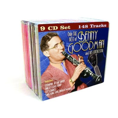 Benny Goodman ONLY THE BEST OF CD
