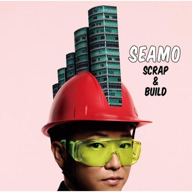 Seamo SCRAP & BUILD CD