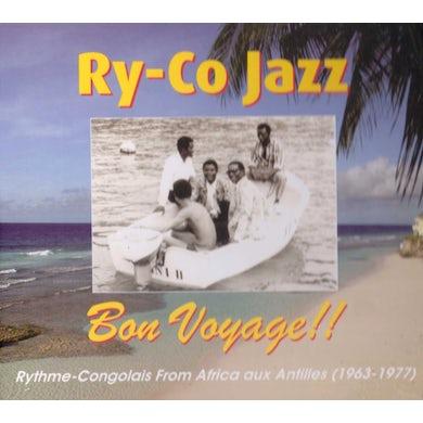 Ry-Co Jazz BON VOYAGE CD