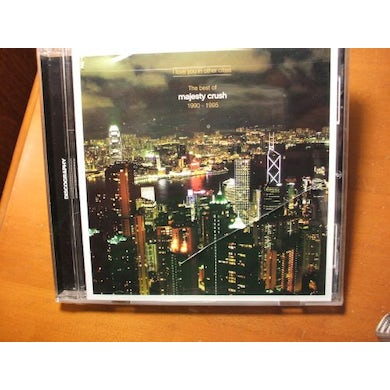 Majesty Crush I LOVE YOU IN OTHER CITIES CD