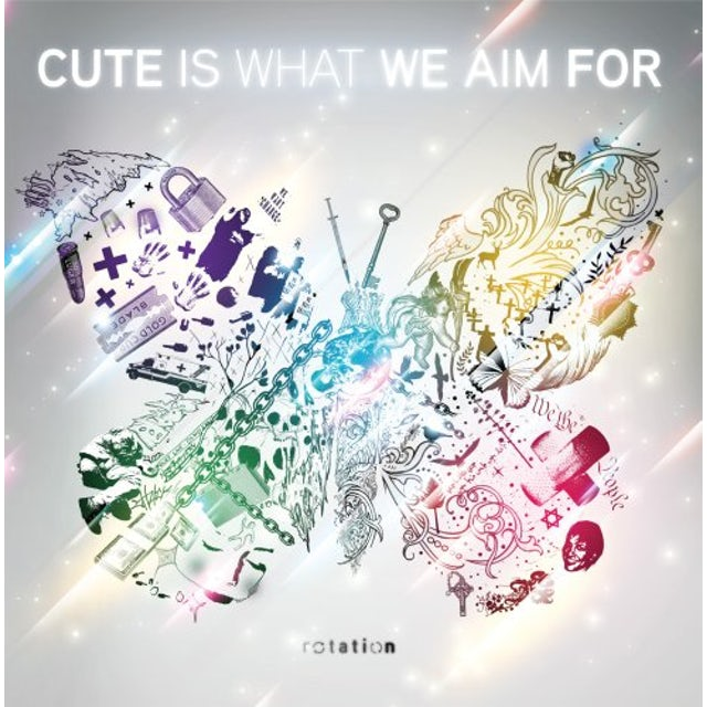 Cute Is What We Aim For ROTATION (COLORED VINYL)