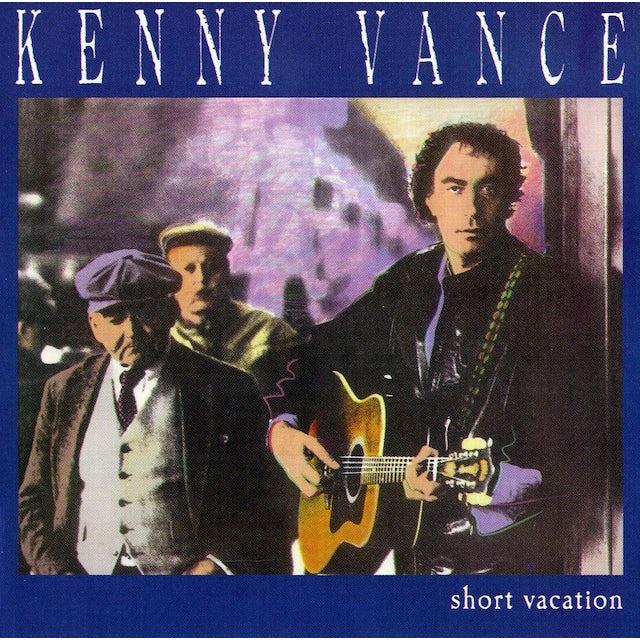 Kenny Vance SHORT VACATION CD