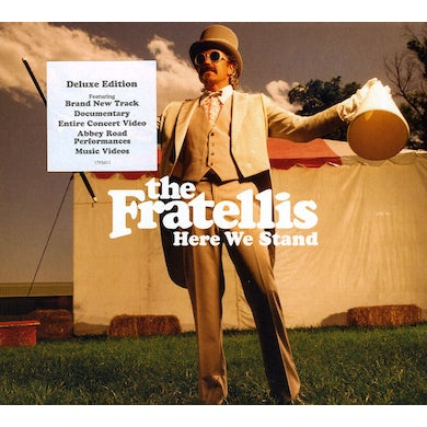 The Fratellis HEAR WE STAND CD
