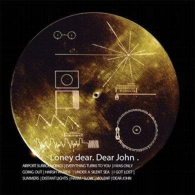 Loney Dear DEAR JOHN CD