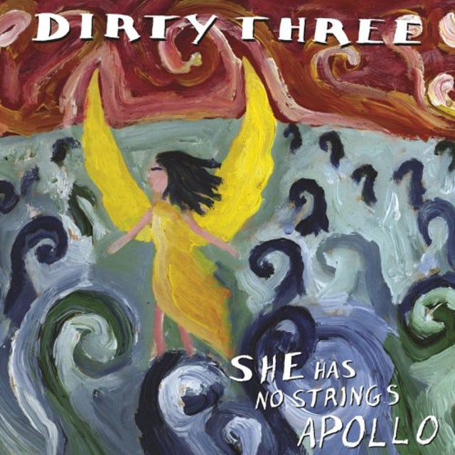 Dirty Three SHE HAS NO STRINGS APOLLO Vinyl Record