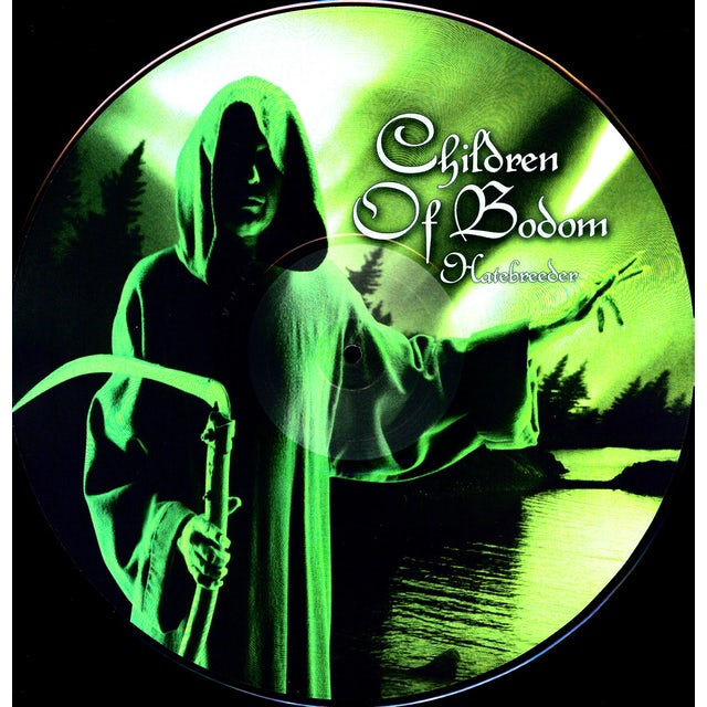 Children Of Bodom HATEBREEDER Vinyl Record