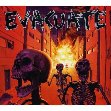 EVACUATE CD