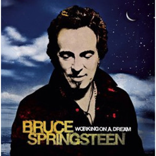 Bruce Springsteen WORKING ON A DREAM Vinyl Record