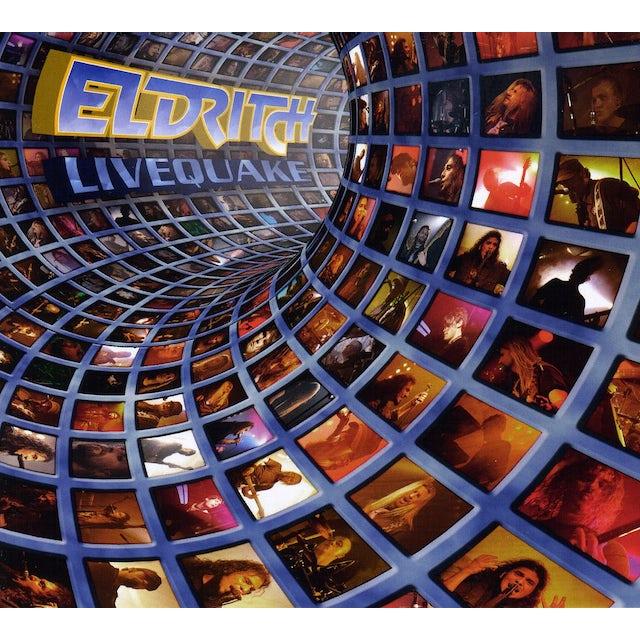 Eldritch LIVEQUAKE CD