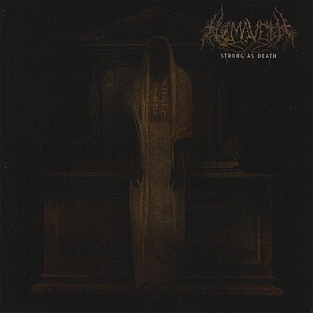 Azmaveth STRONG AS DEATH CD