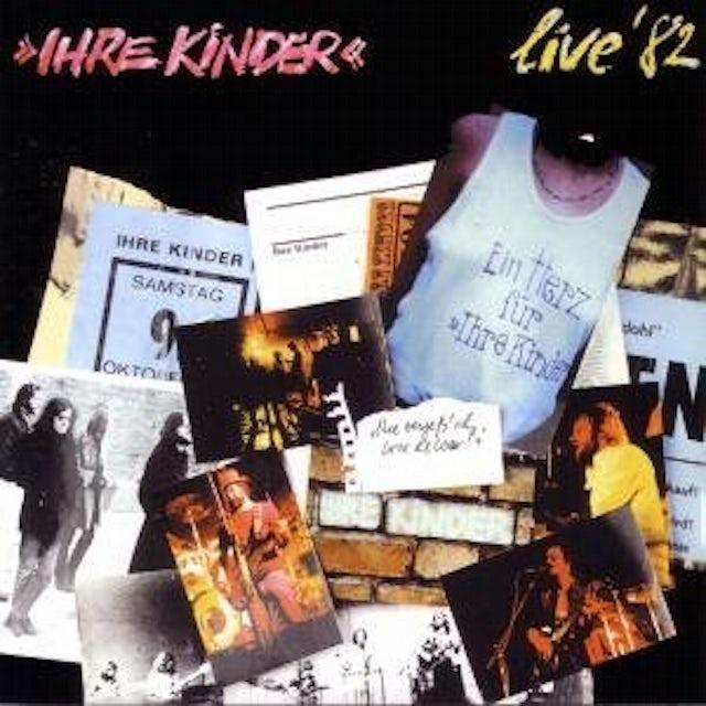 Mythos LIVE 82 Vinyl Record