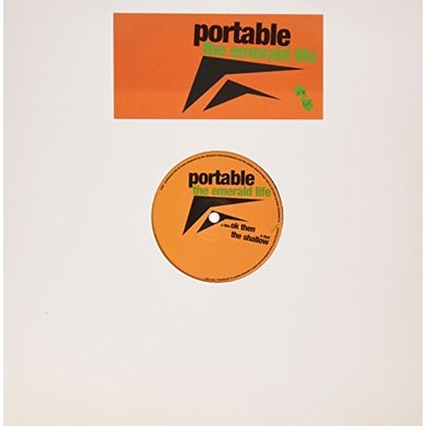 Portable EMERALD LIFE Vinyl Record