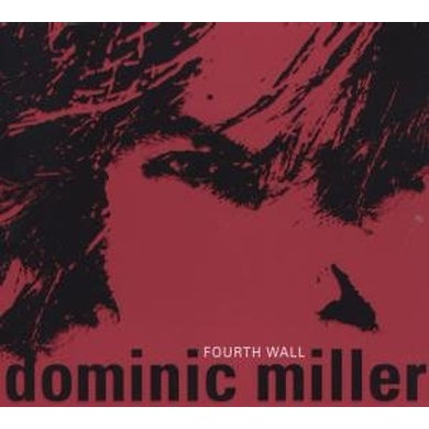 Dominic Miller FOURTH WALL CD