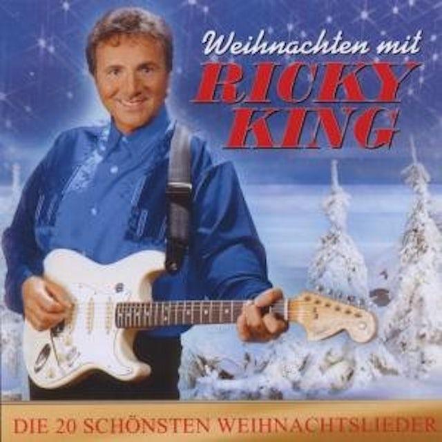 WEIHNACHTEN MIT RICKY KING CD