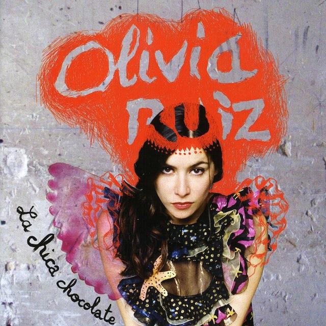 Olivia Ruiz CHICA CHOCOLATE CD