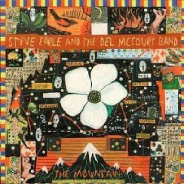 Steve Earle / Del Mccoury MOUNTAIN Vinyl Record