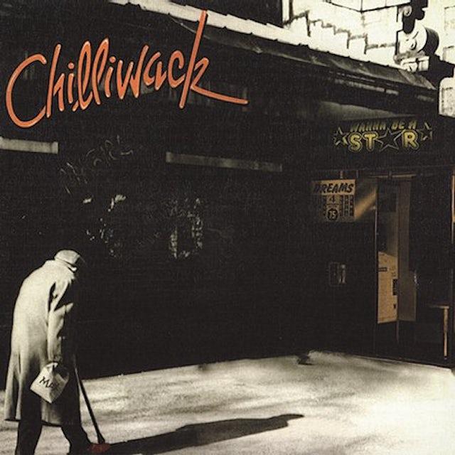 Chilliwack WANNA BE A STAR CD