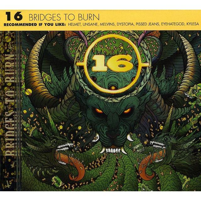 16 BRIDGES TO BURN CD