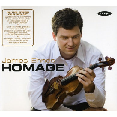 James Ehnes HOMAGE CD