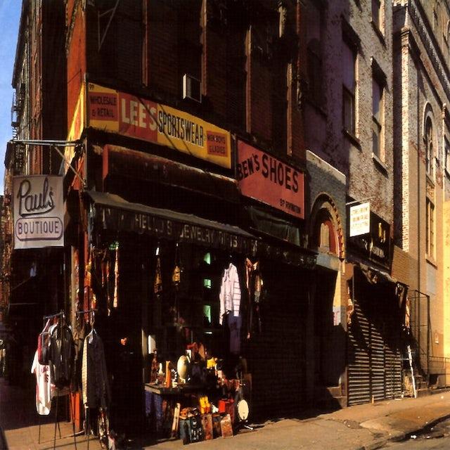 Beastie Boys PAUL'S BOUTIQUE 20TH ANNIVERSARY EDITION Vinyl Record