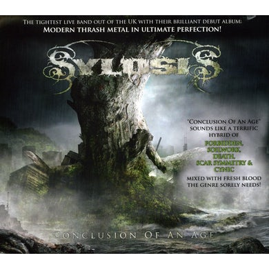 Sylosis CONCLUSION OF AN AGE CD