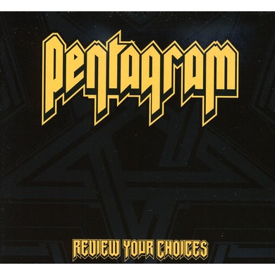 Pentagram REVIEW YOUR CHOICES CD