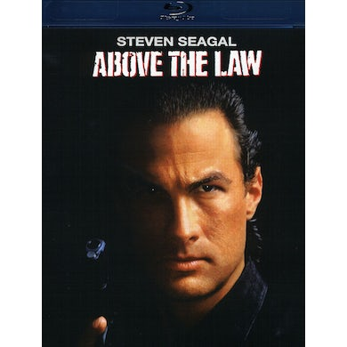 ABOVE THE LAW Blu-ray