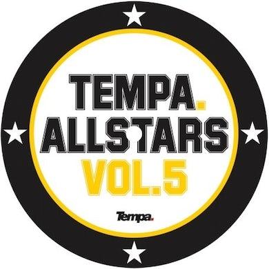 TEMPA ALLSTARS 5 / VARIOUS Vinyl Record