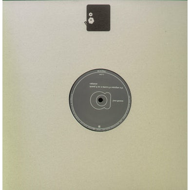 Seuil DOUBLE JACK ICE Vinyl Record