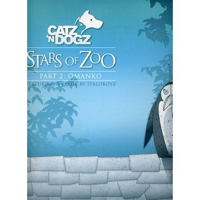 Catz 'n Dogz STARS OF ZOO PART 2: OMANKO Vinyl Record