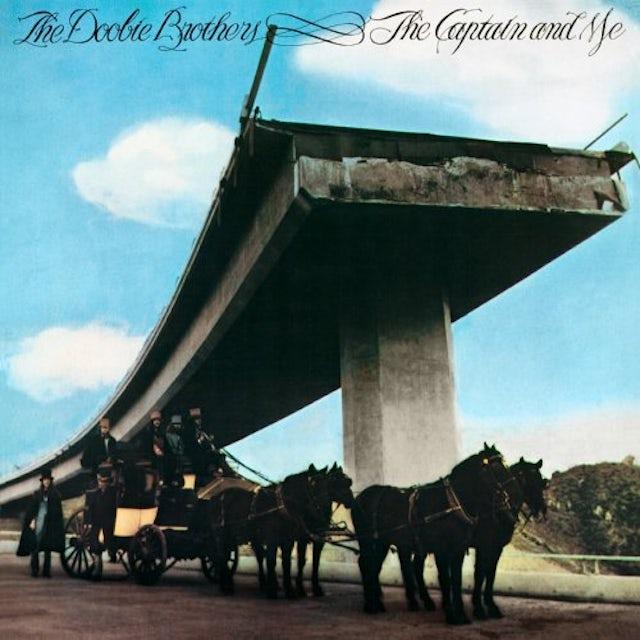 Doobie Brothers CAPTAIN & ME Vinyl Record