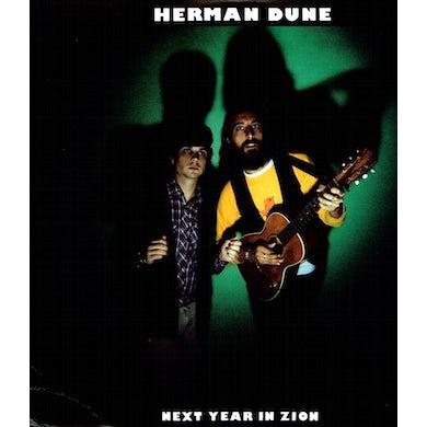 Herman Dune NEXT YEAR IN ZION Vinyl Record