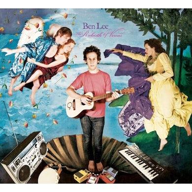 Ben Lee REBIRTH OF VENUS CD