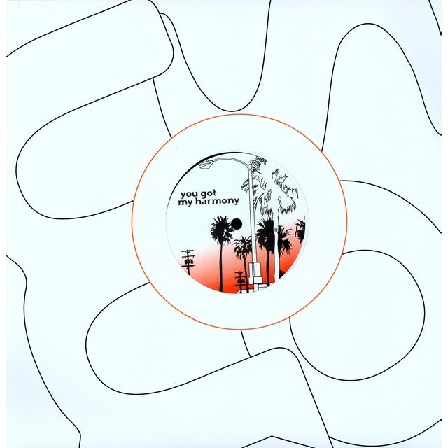 Apendics Shuffle YOU GOT MY HARMONY Vinyl Record