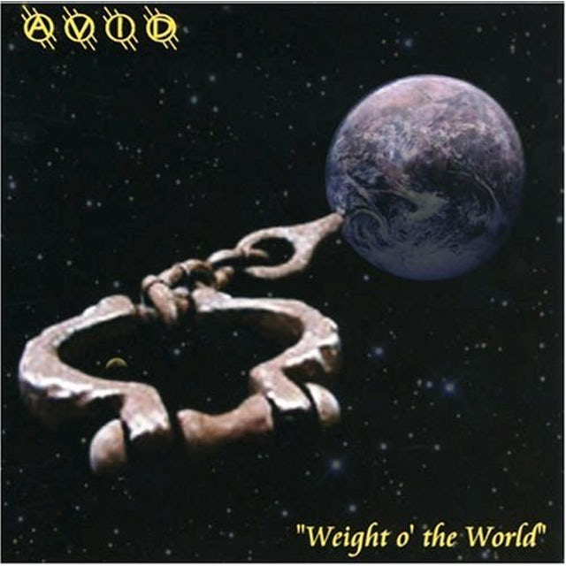 Avid WEIGHT O'THE WORLD CD