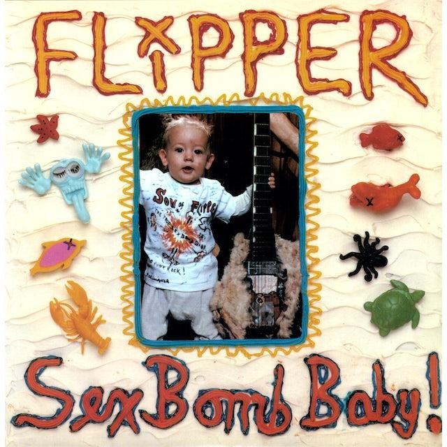 Flipper SEX BOMB BABY Vinyl Record