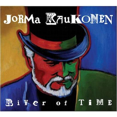 Jorma Kaukonen RIVER OF TIME CD