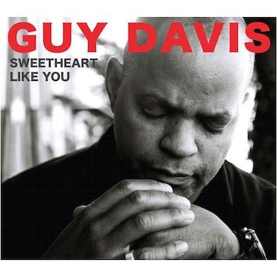 Guy Davis SWEETHEART LIKE YOU CD