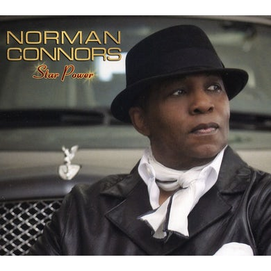 Norman Connors STAR POWER CD