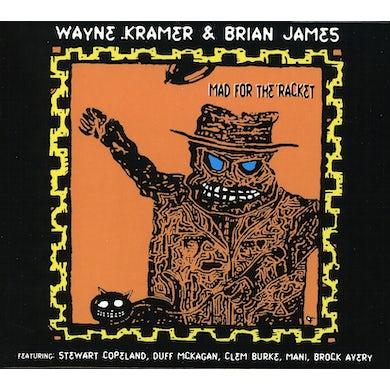 Wayne Kramer RETURN OF CITIZEN WAYNE CD