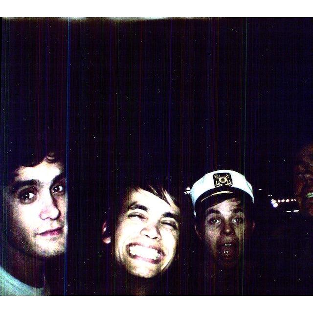 The Strange Boys GIRLS CLUB Vinyl Record