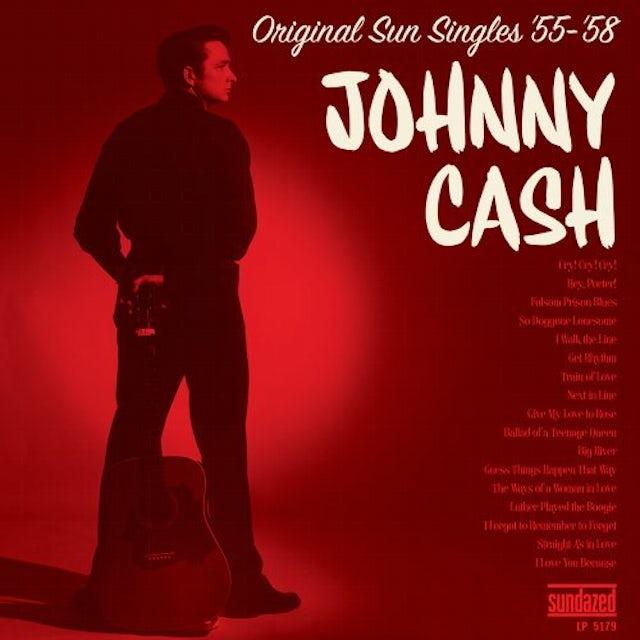 Johnny Cash ORIGINAL SUN SINGLES 55-58 CD